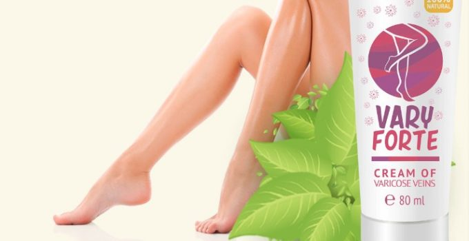 Varyforte for Varicose Veins is Now Available on the Market