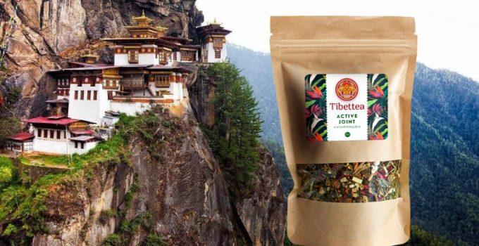 TibetTea – Herbal Tea Against Sharp Back & Joint Pains