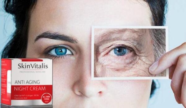 wrinkles, skin vitalis