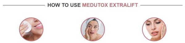 usage, serum, face