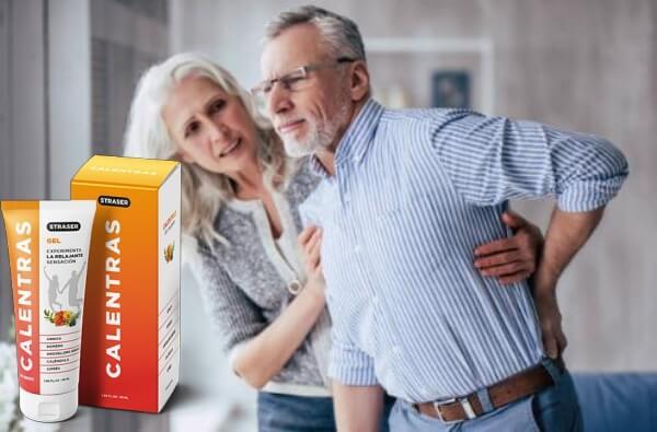 man, back pain, gel