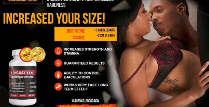 LongJack XXXL – Dietary Supplement That Add Extra Inches To the Penis and Boost Performance in the Bedroom