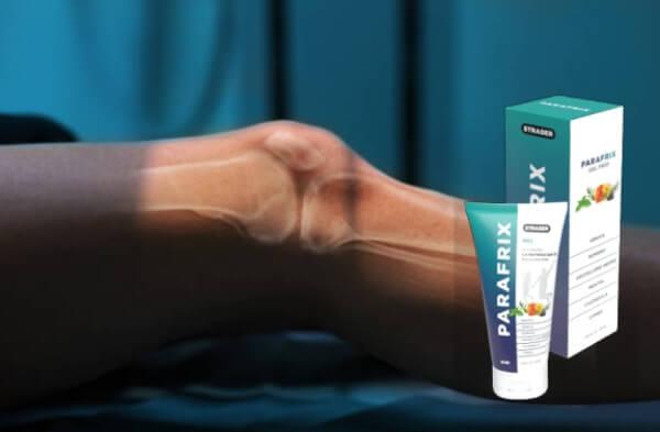 parafrix gel, knee pain