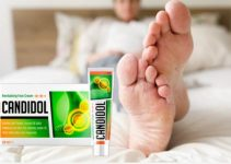 candidol cream, foot, fungal infection