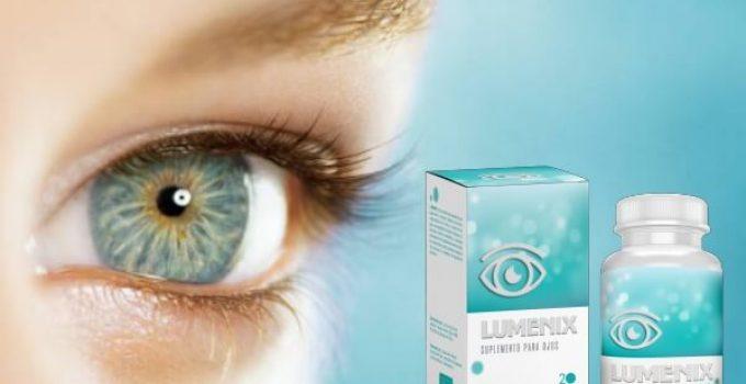 lumenix capsules, eyes, vision