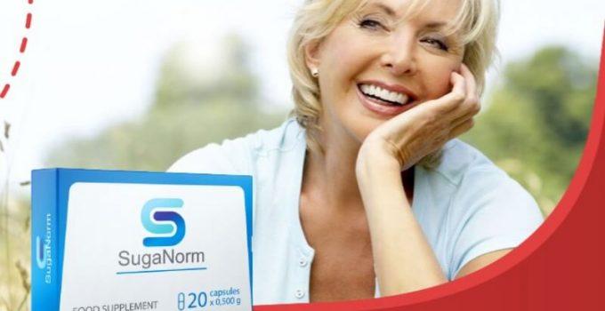 suganorm, blood sugar levels, diabetes, woman