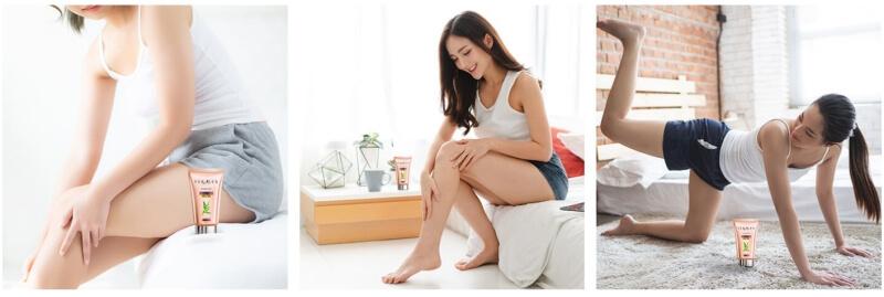 veralex cream for varicose veins, woman, effects