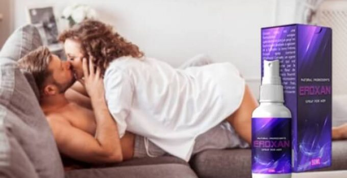 Eroxan – Premium Male Enhancement Spray For Prolonged Duration, Increased Sexual Intimacy and Moderate Penis Enlargement