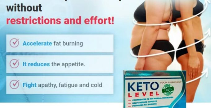 keto level capsules, weight loss, effects