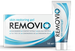 Removio Gel Skin Restoring 10 ml Review