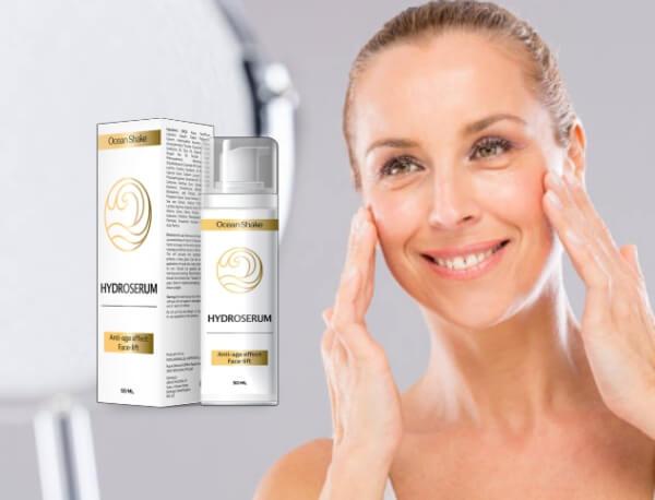 serum face skin anti-aging