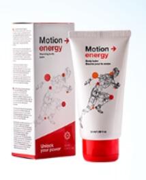 Motion Energy Cream Gel Review