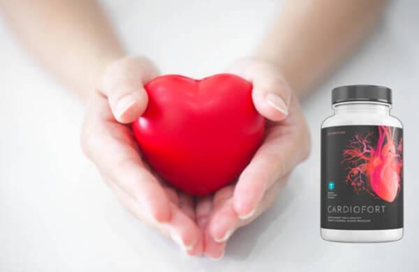 Cardio Fort capsules ingredients