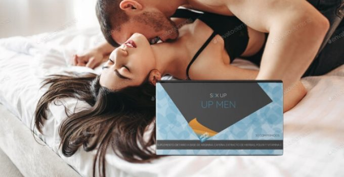 SexUp Capsules – Price in Argentina – Bio-Complex for Increased Potency and Durability!