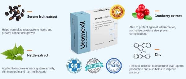 Gyógyszerek és étrend-kiegészítők, amelyek növelik a prosztata adenoma hatékonyságát