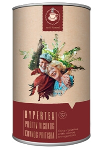 HyperTea tea powder Review Italy Spain