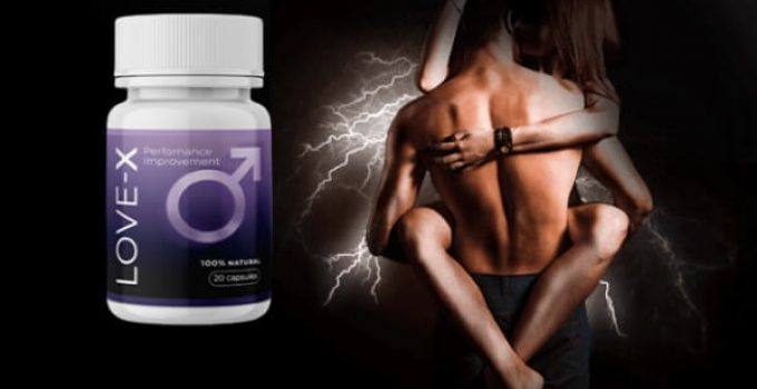 Love-X capsules stimulate the erection and the libido safely and at an affordable price