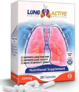 LungActive capsules Review Philippines