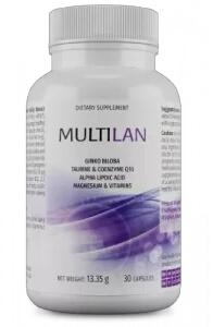 Multilan capsules review