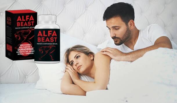 Alfa Beast capsules