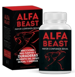 AlfaBeast capsules Review Mexico Chile
