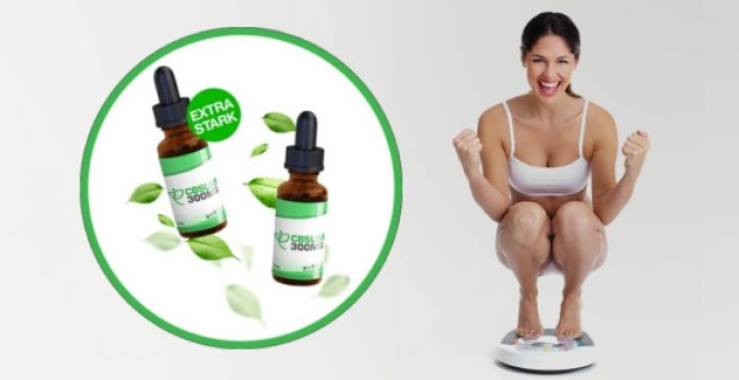 CBSlim300mg Review – Potent Hemp Oil Drops That Helps Support Metabolism, Increase Energy and Aids In Natural Weight Loss
