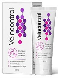 VeinControl Cream 50 ml Review Colombia