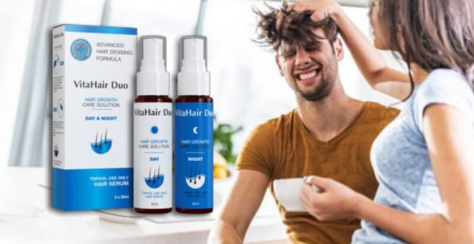 VitaHair Duo Review – Grow Naturally Shiny & Thick Hair & Beard in 2021!