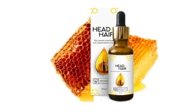 head and hair oil serum