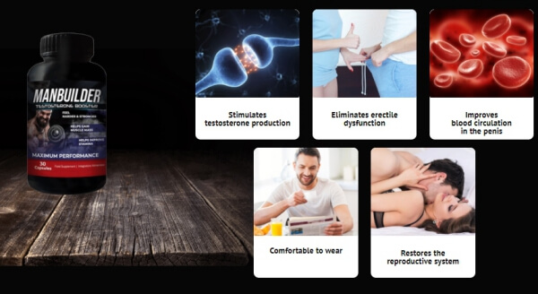 capsules for potency and muscles