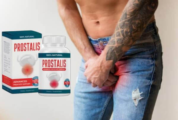 instructions, capsules for healthy prostate