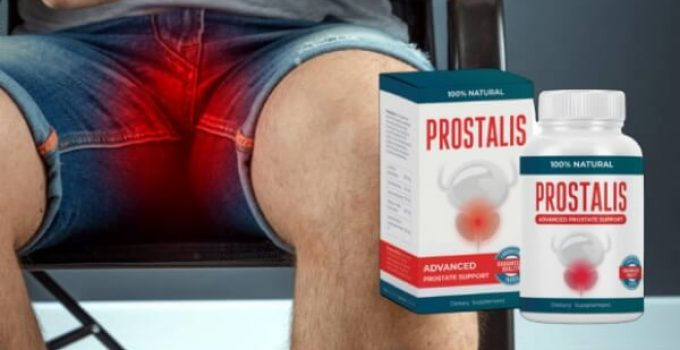 Prostalis capsules – For full prostate support and Healing
